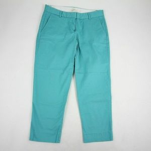 J. Crew Women's Slim Ankle Pants Size 4 Petite